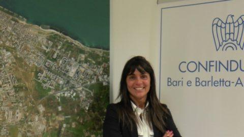 L'imprenditrice Annabella Cascione alla guida della sezione Sanità di Confindustria Bari- Bat